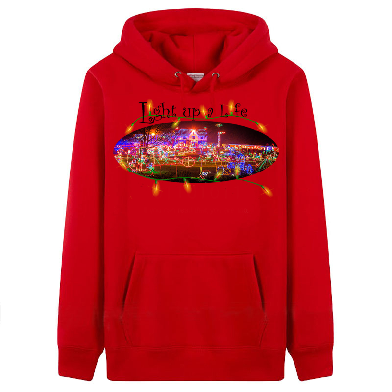 Light up a Life Hoodie 00001