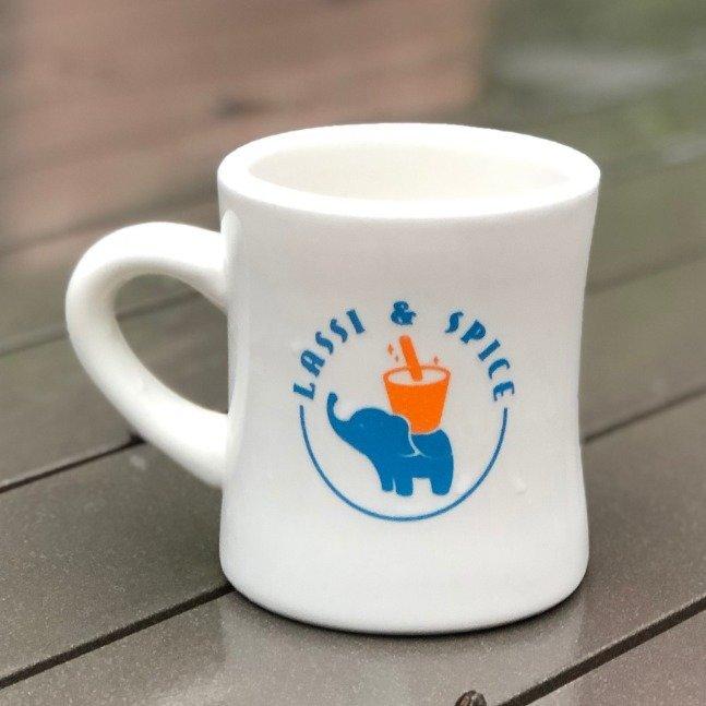 Lassi & Spice Diner Mug 10 oz