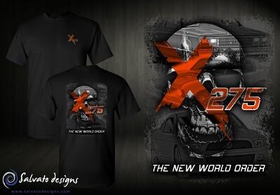 X275 Grunge Car Design