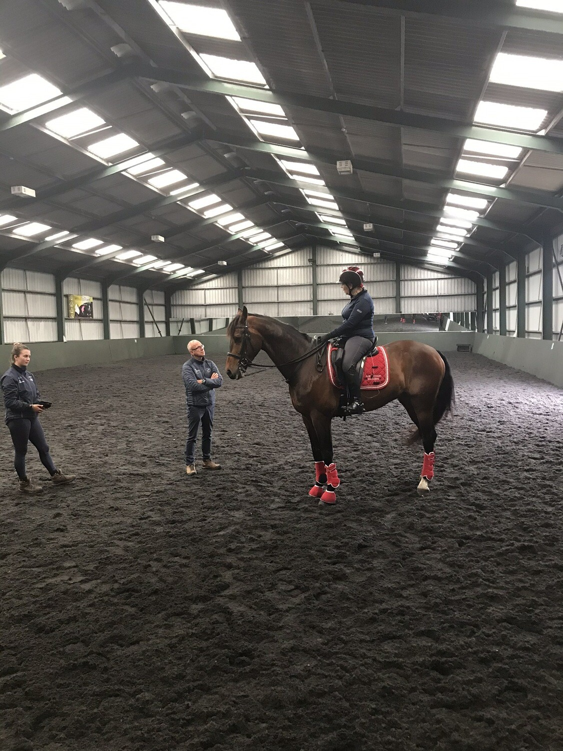Testt First Mounted Rider Symmetry Assessment : 60 Minutes : Hosted By Patsy Bartram: The Broudein Stud, Swadlincote, DE128JX : October 6th 2020 (Price Includes Arena Fee)