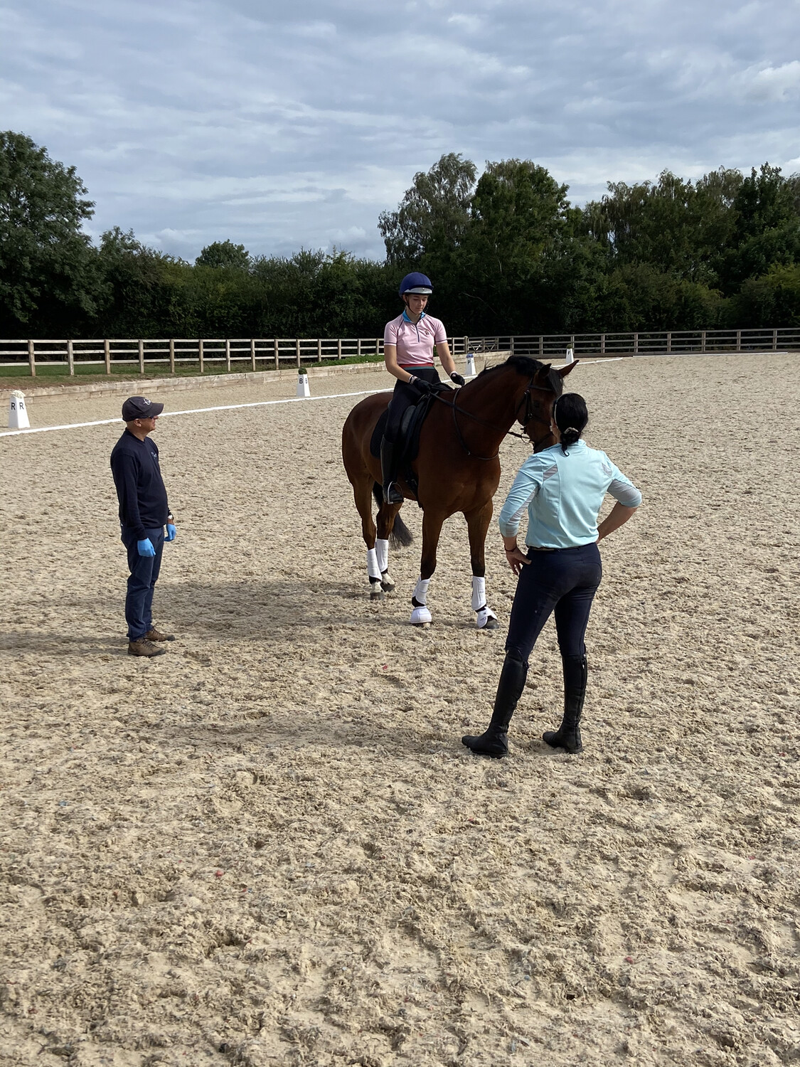 Testt: Follow Up Review : 30 Minutes : October 27th  : Hosted By Tia Lewis At Sam York, Oakring ( Client Must Have Had Previous Assessment With Andy ) Price Includes Arena Fee