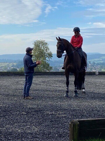 Testt : Mounted Rider Symmetry Assessment : 60 Minutes : November 21st : Hosted By Sophie Cox At Wassell Wood Farm, Worcs - Price Includes Arena Fee