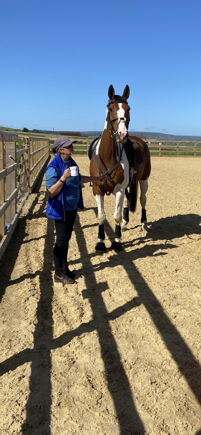 Testt: Mounted Follow Up : 30 Minutes, November 10th Hosted By Lisa Lane And Amy Hawley At Broadstone Equestrian (Client Must Have Had Previous Assessment With Andy)