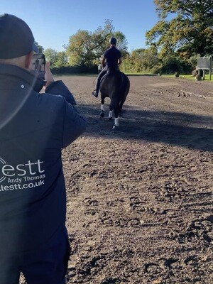 Testt : Mounted Symmetry Assessment: 60 Minutes : Feb 2nd : Hosted By Louise Baker : Please Do Not Use This Link Unless On Host's List As Clinic May Be Full