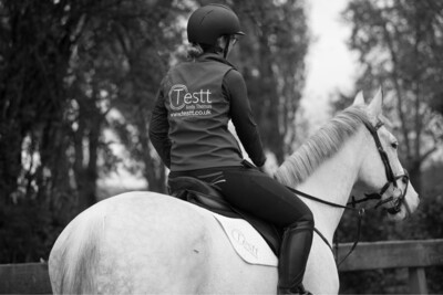 Testt®️Mounted Follow Up : 30 Minutes: August 24th : Hosted By Sammie Gualtieri At Glebe Farm : £10 Arena Fee Payable To Host (Client Must Have Had A Previous Mounted Assessment)