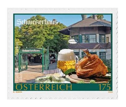 Австрия. Гастрономия с традициями. Ресторан