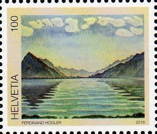 Швейцария. Фердинанд Ходлер