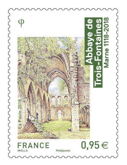 Франция. Туризм. 900 лет аббатству Труа-Фонтен