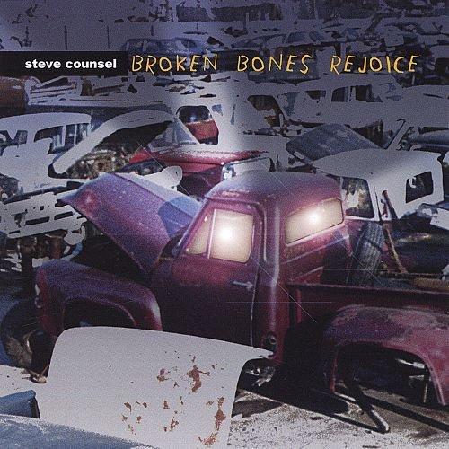 Broken Bones Rejoice (CD)