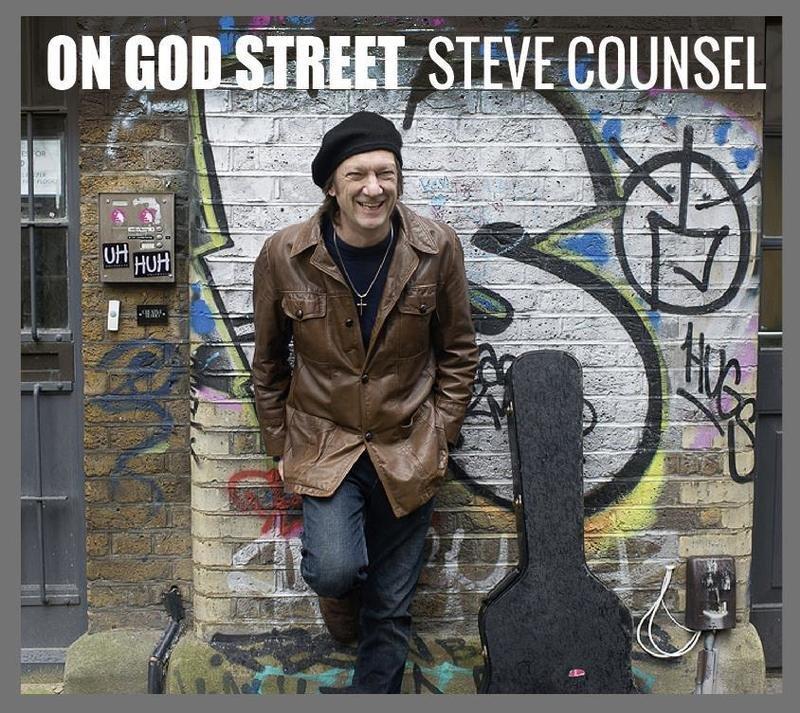 On God Street (CD)