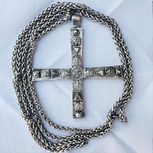 """Иерейский крест """"Хвала Господу"""""""