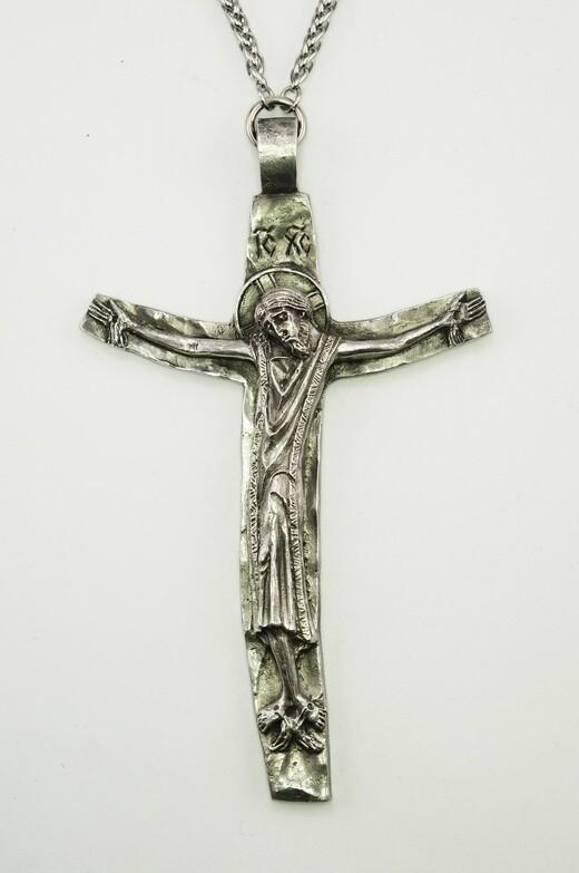 """Крест священника """"Чистая река воды жизни"""""""