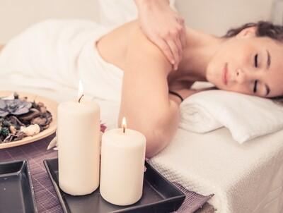 Red Hot Massage Oil  100mg CBD
