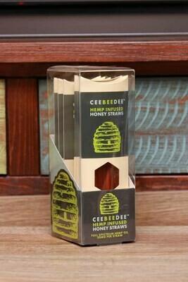 Full Spectrum Hemp Oil Honey Straws /12 ct
