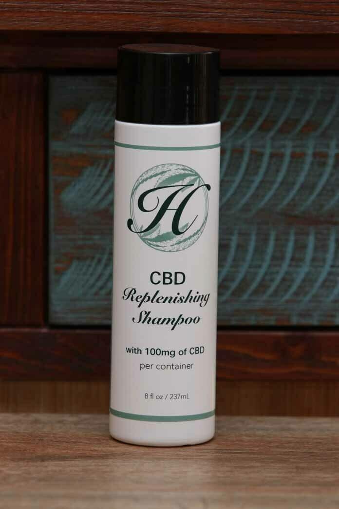 Replenishing Shampoo 100mg