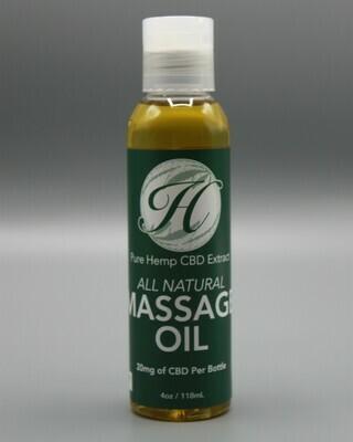 Massage Oil 20mg