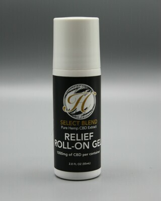 Intensive Relief Roll On Gels 1000mg