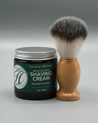 Peppermint Shaving Cream 250mg