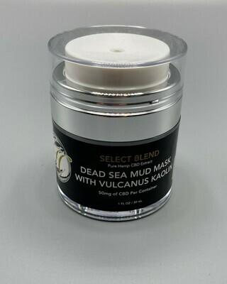 Dead Sea Mud Mask 50mg