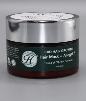 Hair Growth Treatment Mask & Anagain 100mg