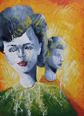 Beautiful & Colorful Portraits