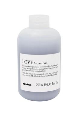 Davines LOVE/Shampoo Smoothing 8.45 fl. oz.