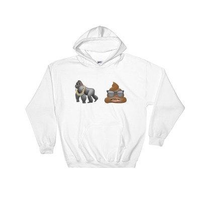 Ape Sh** Hooded Sweatshirt