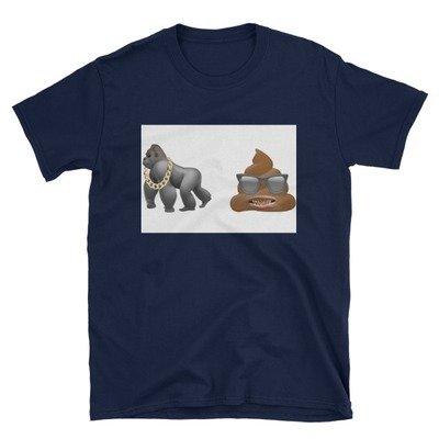 Ape sh** Short-Sleeve Unisex T-Shirt