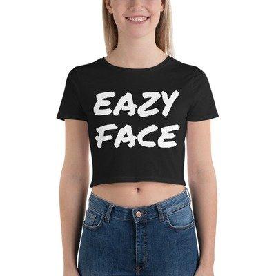 Eazyface Women's Crop Tee