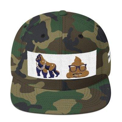 Ape Sh!! Snapback Hat