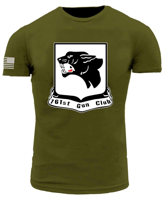OD Green Gun Club Shirt