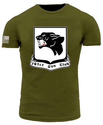 OD Green Gun Club Shirt