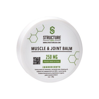 Muscle & Joint Balm (Wholesale)