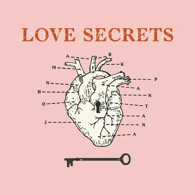 Love Secrets CD