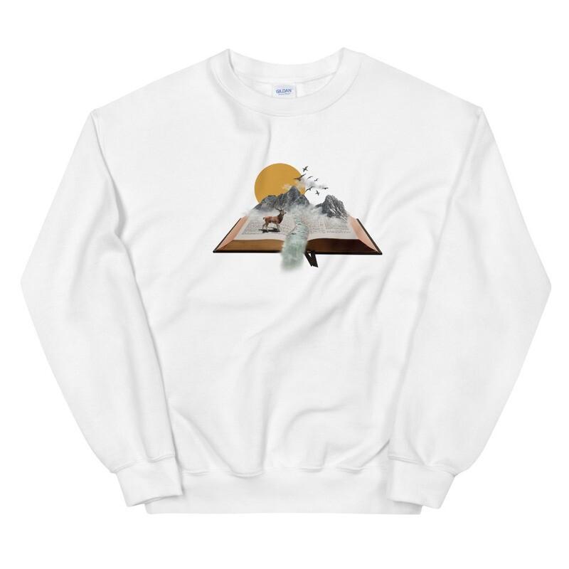 Living Bible Sweatshirt