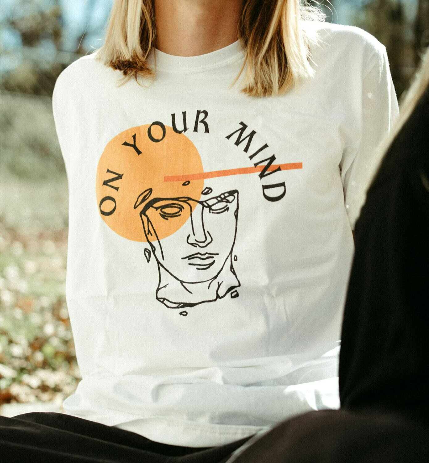 On Your Mind Tee