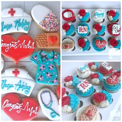 Cookies & Cupcakes - Party Package, Any Occasion