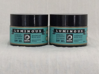 LUMINOUS DAY GEL - DOUBLE DEAL