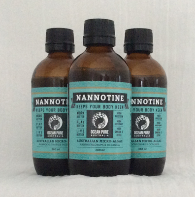 NANNOTINE DAILY TONIC - TRIPPLE DEAL