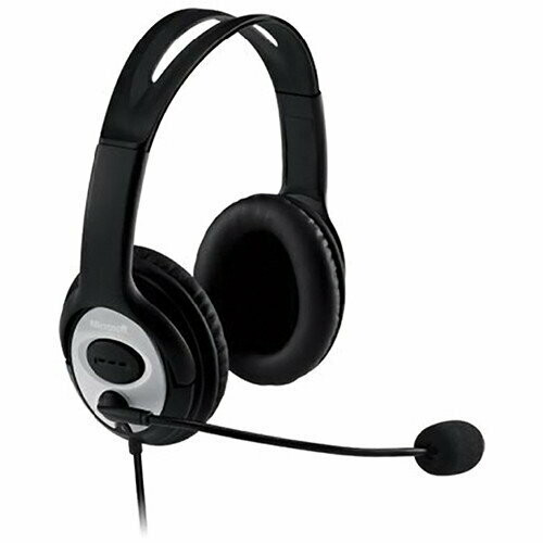 Microsoft LifeChat LX-3000 USB Stereo Headset and Microphone