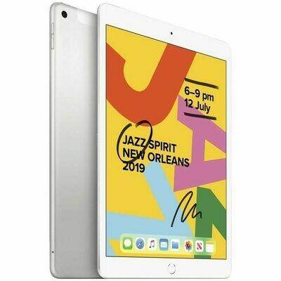 Apple iPad 10.2 G7 32GB Silver - Apple iPad with 10.2