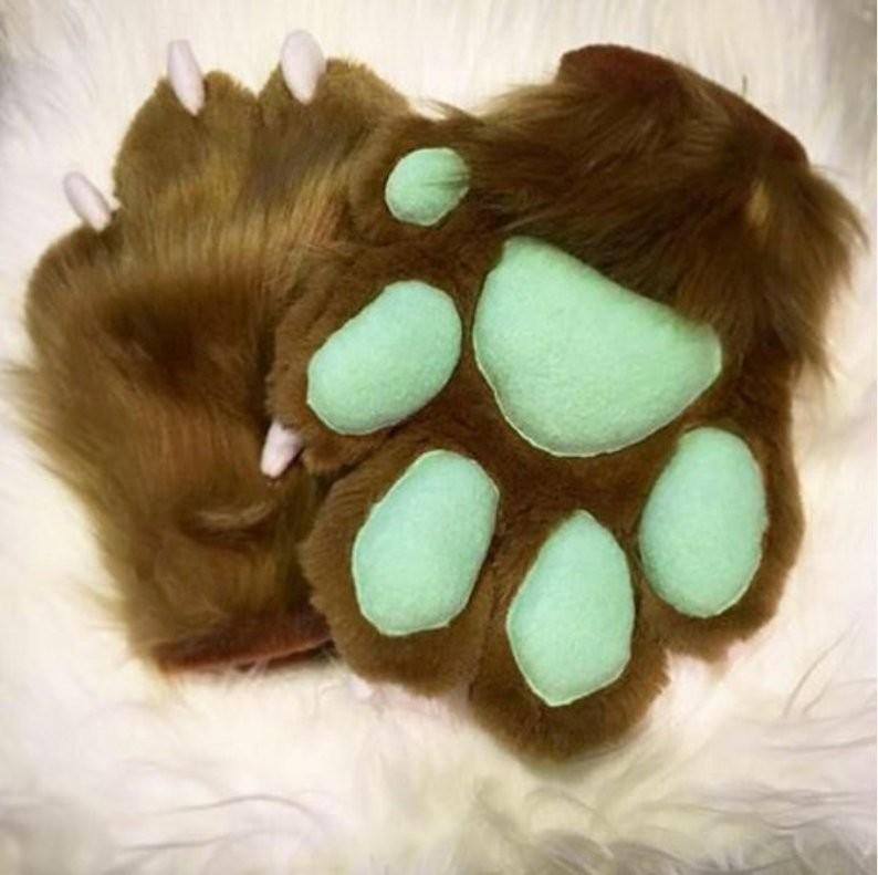 Custom Fursuit Handpaws