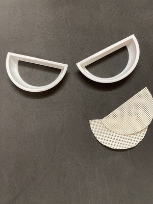 Grumpy Fursuit Eyes Kit
