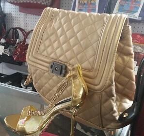 Shoes & Ladies Handbag
