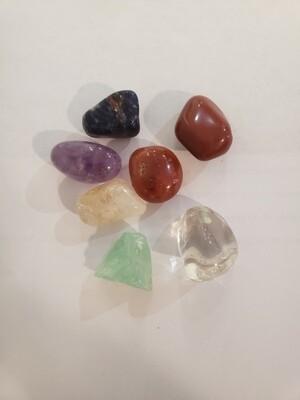 Chakra Stone Set