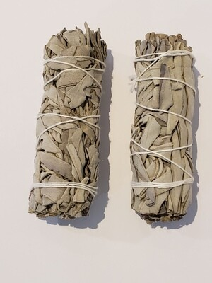 2 Pack Small White Sage