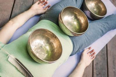 Bowls & Reiki Combination Session