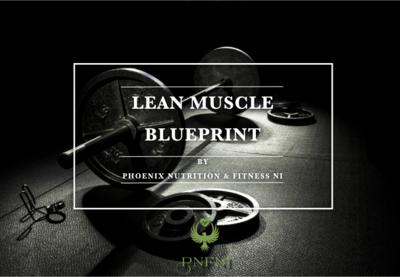 Lean Muscle Blueprint
