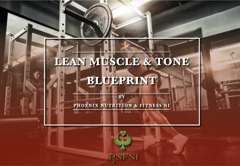 Lean Muscle & Tone Blueprint