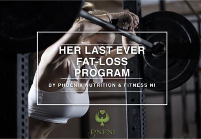 Her Last Ever Fat-loss Program